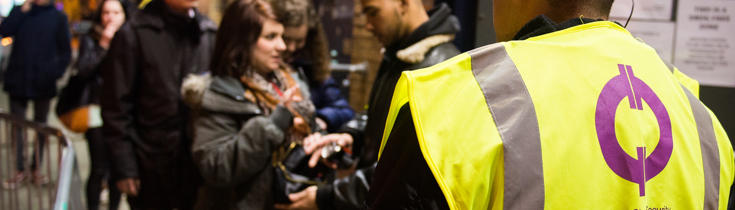 event security checking