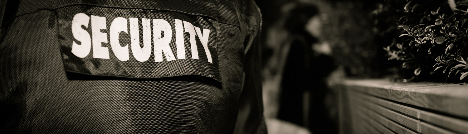 black security vest